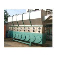 Controlador integral de ahorro de energía XF-10 Secador de fluidización de tipo horizontal