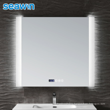 Seawin Bathroom Decoration Electric Switch 78 Inches Led Light Backlit Mirror