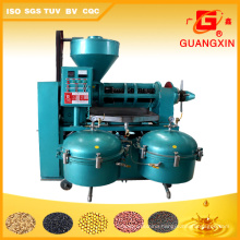 Automatic Oil Press with Oil Filter 10tons Per Day