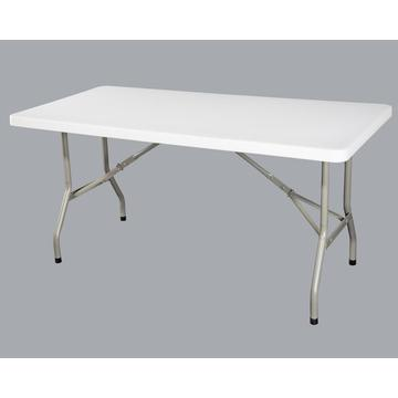 Table pliante rectangulaire 152CM