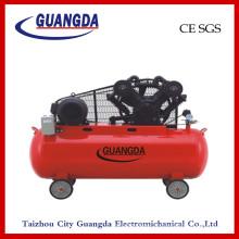 Compresseur d'air entraîné par courroie CE SGS 300L 10HP (V-1.05 / 12.5)