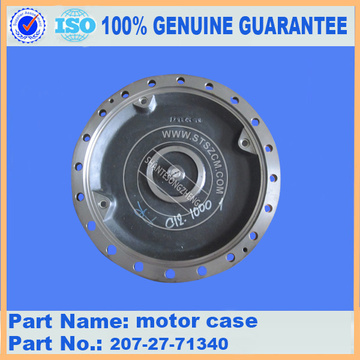 PC160-7 Excavator Spare Parts 708-8F-04671 Travel Motor Case