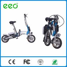 Style populaire Haute qualité Prix bas Bicyclette électrique pliante peu coûteuse