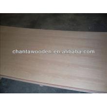 Contrachapado chino de la chapa de la ceniza de 2.5mm, contrachapado de lujo para los muebles