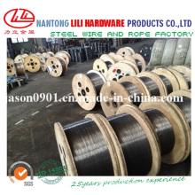 Spring Steel Wire (fábrica de alta qualidade da China real)