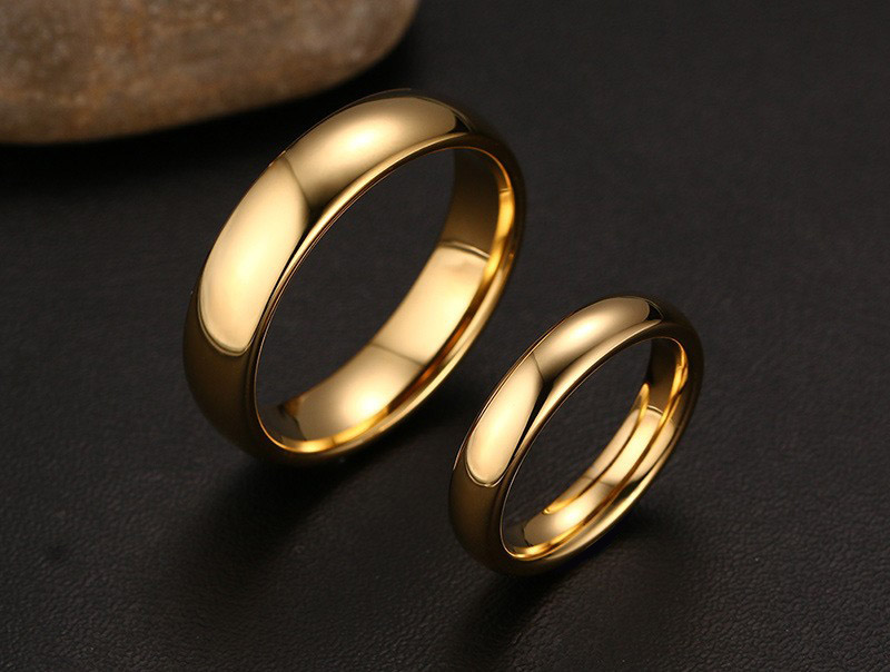 tungsten ring set