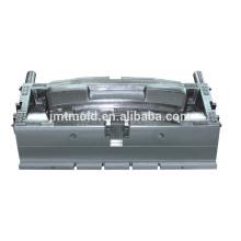 Adaptabilidad modificada para requisitos particulares del molde automático del Bunper de la bandeja plástica de la inyección