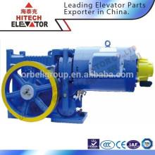 Elevador de la máquina de tracción con engranajes / elevación del motor / máquina de tracción elevación vvvf