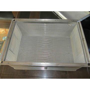 Industrial Washing Wire Basket