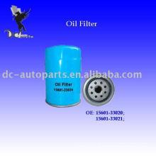 Filtro de óleo Toyota Lube 15601-33020