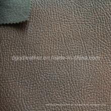 Couro respirável alto da mobília do plutônio de Qaulity (QDL-FB0040)