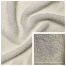 100% Polyester Fine-Grained Velveteen Fleece Fabric