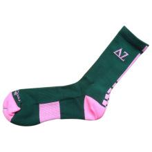Hombres Mujeres Color Nylon calcetines deportivos para Club (nt-1)