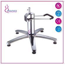 Hydraulic salon chair base