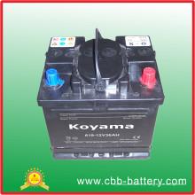 619-36ah 12 Volta Dry Baterias Paquistão com bom preço