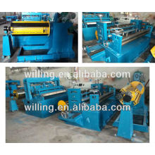 4-16mm high speed 120m/min Slitting Line for Hot Steel and Stainless Steel and aluminium