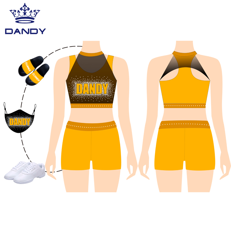 cheerleading uniforms high school