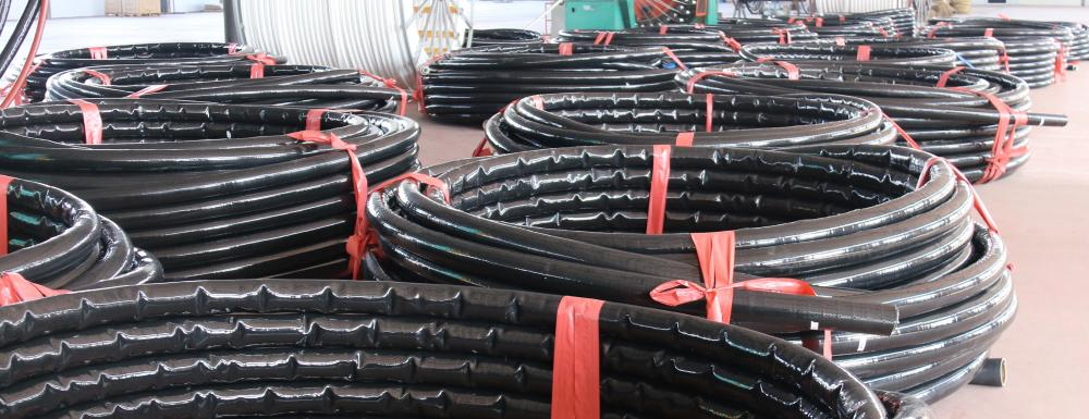 Water Injection HP Flexible Hose