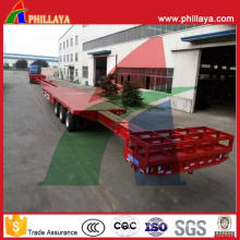 Tri-Axle Two-Level-Drawing Wind Blade Trailers
