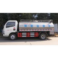Milk Storage Tank Truck Milk Transporting Truck