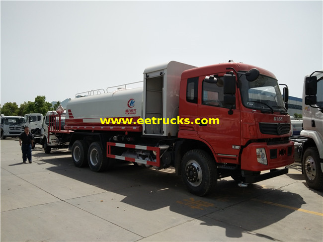 RHD Water Tanker Trucks