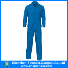 Work Uniform Fire Retardant Working Coverall for Oil and Gas