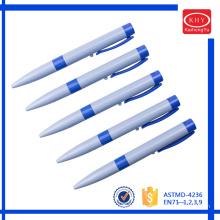 New design product customized stamp LED light ballpoint pen