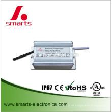 UL CE 1400ma 65w constante tipo constante transformador led de corriente constante