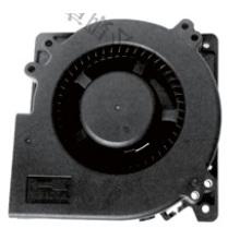 dB1232 refrigeración ventilador DC sin escobillas ventilador 120 * 120 * 32 mm