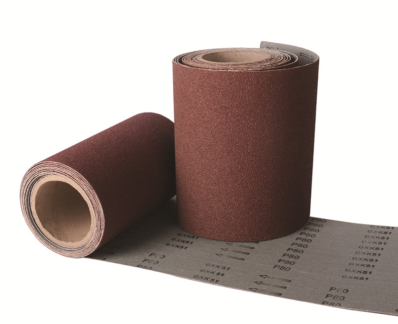 GXK51 Abrasive Cloth