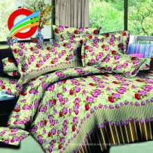 100% POLIESTER 3D BED SHEETS