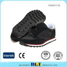 Großhandels athletische Mann-Schuhe mit dauerhafter Gummiaußensohle