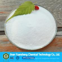 Rendimiento de la sal de sodio del ácido glucónico del retardador del grado de la industria de la fuente