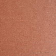 Tela de teñido marrón