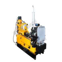 200 meters hydraulic portable water well drilling rig price for sale
