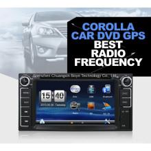Car GPS Navigation Car DVD/VCD/CD/MP3/MP4 Player