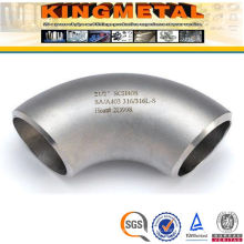 4 Inch Sch40 Ss304 Ss316L Stainless Steel 90 Degree Elbows