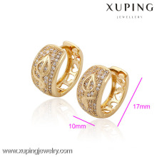 (29948)Xuping Fashion Generous Charms Gold Earring With High Quality