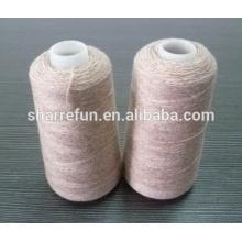Anti-pilling 50%wool/25%nylon/25%acrylic yarn with 30colors in stock