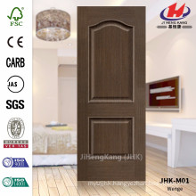 JHK-M01 New Design Hot Sell In Saudi Arabia And Middle East Of Chestnut Veneer Door Skin