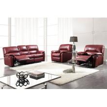 Elektrisches Recliner Sofa USA L & P Mechanismus Sofa Down Sofa (396 #)