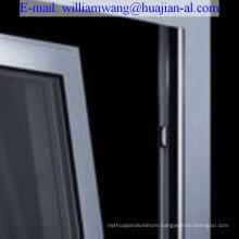 customized thermal break aluminium folding doors, shandong company