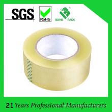 Fita quente da embalagem do derretimento da largura de 48mm BOPP