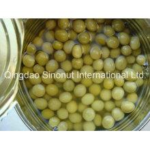 340g / 200g de guisantes verdes enlatados (tapa normal o tapa abierta fácil)