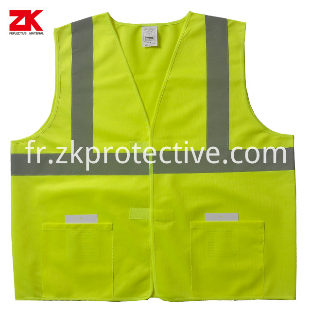 Work Safety Vest