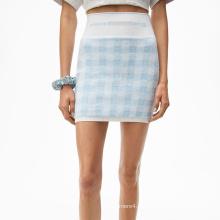 Pantalon en tricot à jambe courte Straights New Arrvials