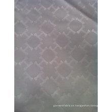tejido de microfibra con relieve de poliéster
