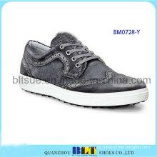 Zapatos de Golf en Zapatos de Cuero