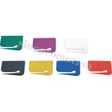 Cortador de letra de plástico / abridor de carta de plástico promocional (LP012)