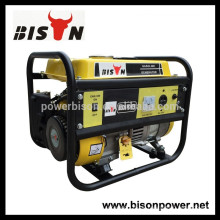 BISON 1Kva 156F Motor Benzin Generator Guter Preis für Camping